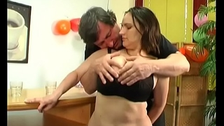Old dude knows how to make a sweet juvenile pussy super wet