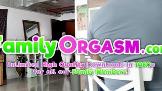 FamilyOrgasm.com - Tasting Daddy'_s Long Dick