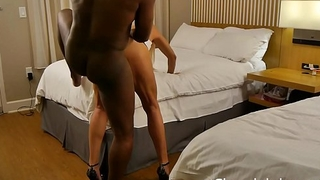 Black man owns white married lady fucks her when ever he wants #CUCKOLD #MILF Chery Leigh