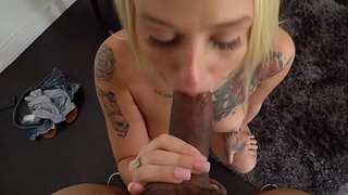 Kinky Family - Stepsis Layla Love has a slurping pussy