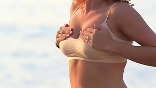 Softly Bouncing Breasts (non-nude)
