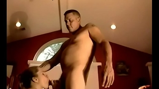 Amateur BBW Lucy dicked vigorously by mature straight guy