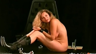 Horny woman gets tits torture xxx in harsh sadomasochism video