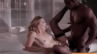 BBC sucked in interracial - Jax Slayher &amp_ Mona Wales