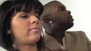 Dad In Prison Watches daughter Jenna Moretti Fucks A BBC