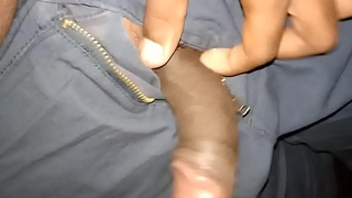 Big Hung Uncut Cock