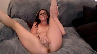 Erotic Love Squirting and in Love with a Dildo