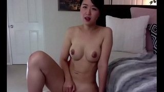 Asian dildo great tits!